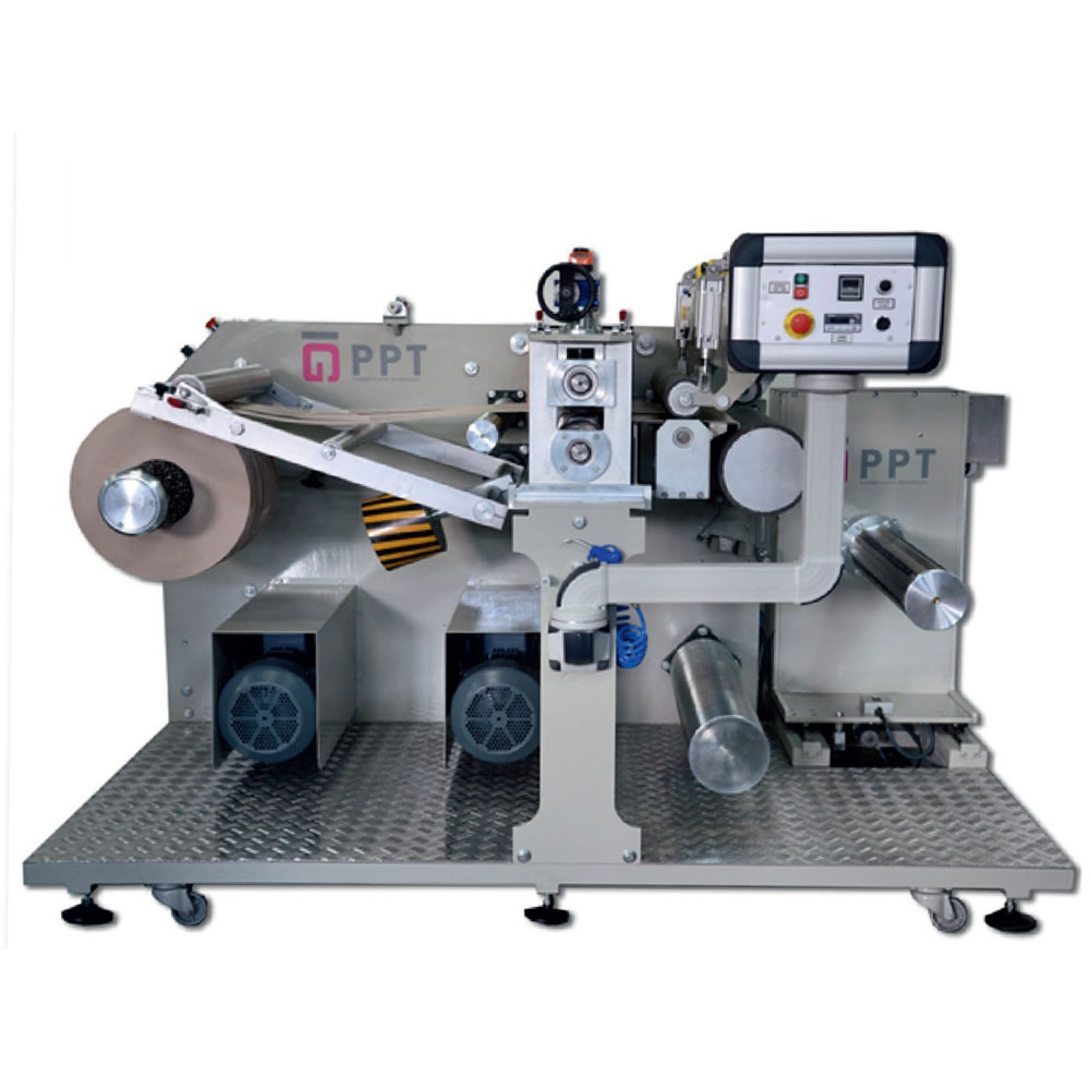 SPECIAL DESIGN 2 MM EDGE BAND SLITTING AND REWINDING MACHINE